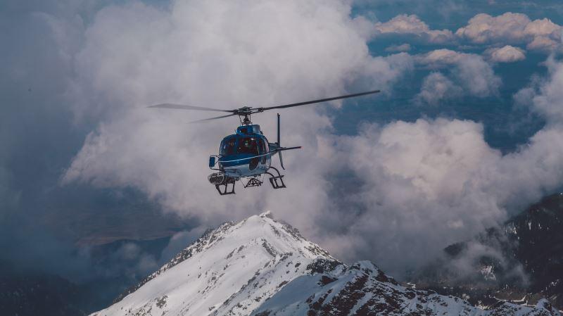helicoptero freeride