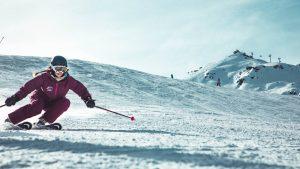 como esquiar en paralelo
