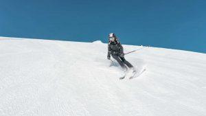 esqui y embarazo