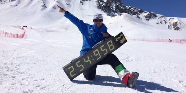 record del mundo kilometro lanzado